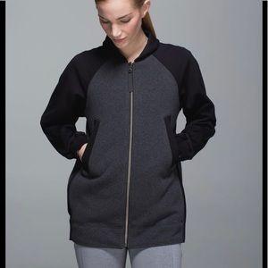 Lululemon Both Ways bomber jacket